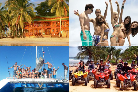 Bocas Del Toro Bachelor Party